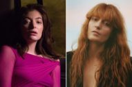 "Lorde's ""Green Light"" Was Inspired By Florence + The Machine"