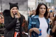Madonna Shades Pepsi After Kendall Jenner Ad Is Pulled