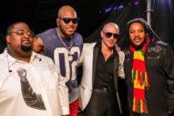 Pitbull, Flo Rida & Tinashe Perform At WWE's WrestleMania 33: Watch