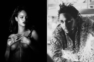 "Rihanna Featured On Kendrick Lamar's ""LOYALTY."": Listen"