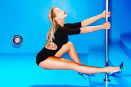 Rita Ora Works A Stripper Pole In 'Shape' Magazine Shoot: 6 Pics