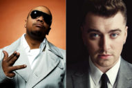 Collaboration? Sam Smith Hits The Studio With Timbaland