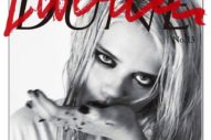 Sky Ferreira Poses For Erotic 'Libertin Dune' Cover Shoot