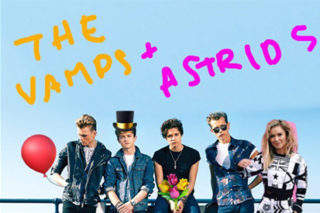 """Astrid S Joins The Vamps & Matoma On Streaming Smash """"All Night"""""""