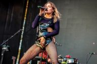 "Tove Lo Performs New Song ""The Struggle"" At Coachella: Watch"