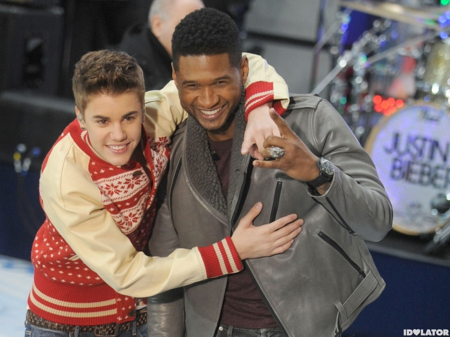 Justin Bieber's A-list Collaborators: Usher