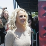 Britney Spears The X Factor Oakland California