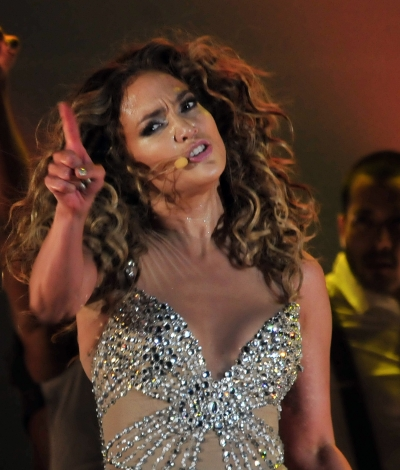 Jennifer Lopez Performs Panama Concert