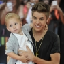 Justin Bieber Jaxon Bieber MuchMusic Video Awards