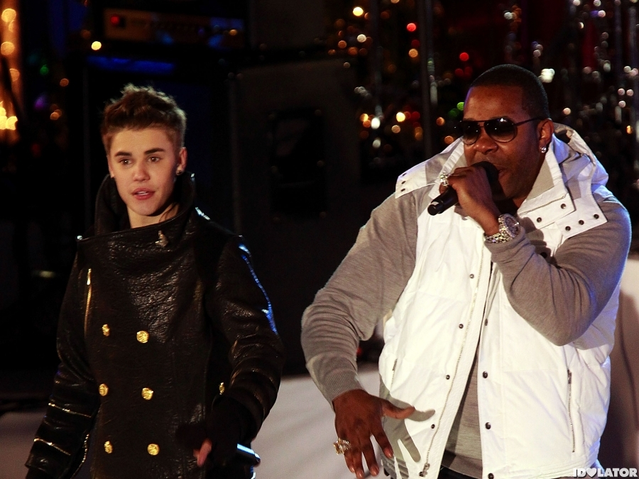 Justin Bieber's A-list Collaborators: Busta Rhymes