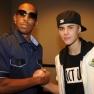 Justin Bieber Ludacris 2011 CMT awards