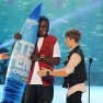 Sean Kingston Justin Bieber Teen Choice Awards 2011