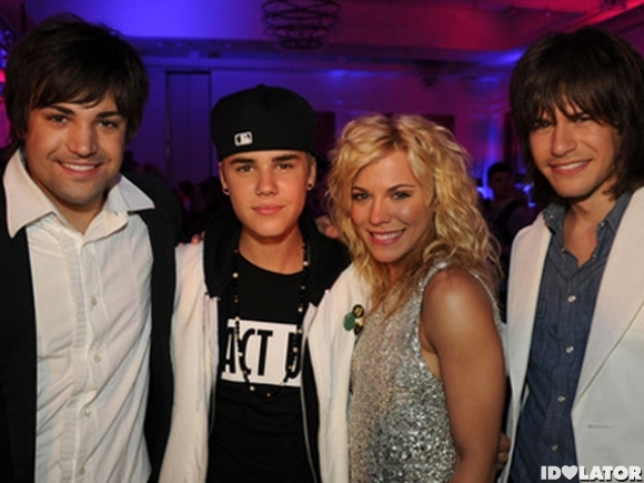 Justin Bieber's A-list Collaborators: The Band Perry