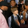 The-Dream Justin Bieber 2010 Grammys