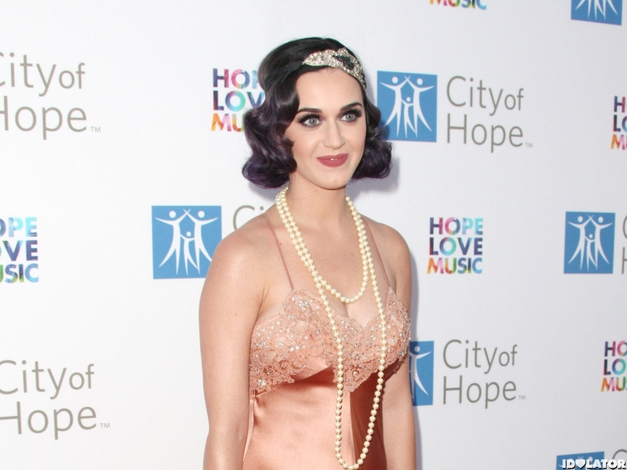 Katy Perry's Flapper Style At City Of Hope Event