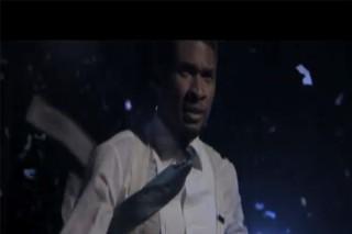 "Usher Runs Through Confetti In Broadway-Inspired ""Scream"" Video"