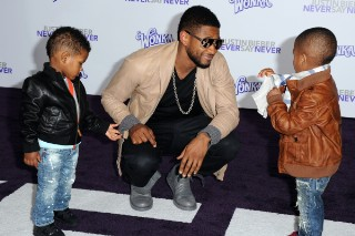 Usher Wins Custody Battle Against Ex-Wife