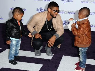 Usher dad